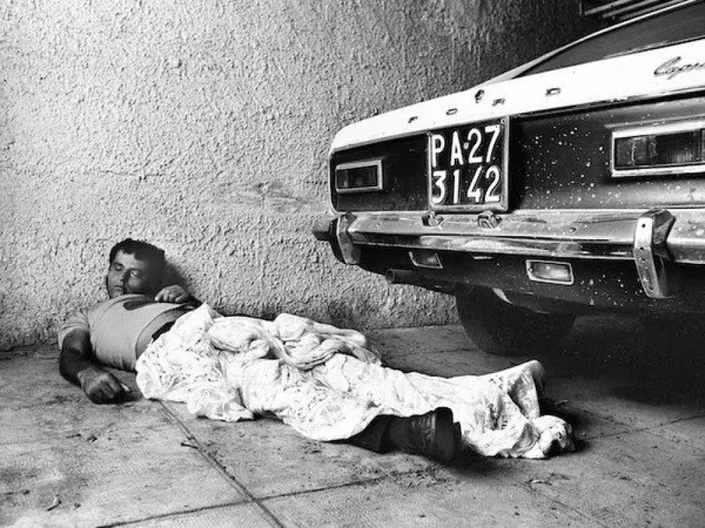 Letizia Battaglia, Omicidio targato Palermo, 1975