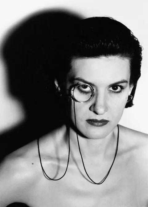 Helmut Newton - Paloma Picasso