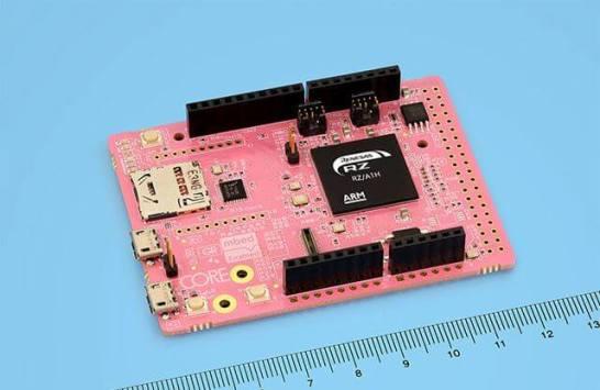 Cortex-A9 ARM mbed