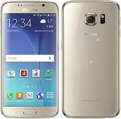 ドコモ - Galaxy S6 SC-05G(Gold Platinum)