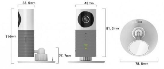 Clever Dog Smart Camera(クレバードッグ・スマートカメラ) - 仕様