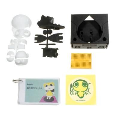 小型ロボット『ベゼリー』 ロボット開発はじめてキット - キットの内容