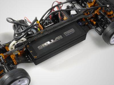 カーラジコン用 リポバッテリー STELLAR(ステラ) - セキド