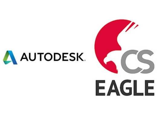 プリント基板 CAD の EAGLE を AUTODESK が買収