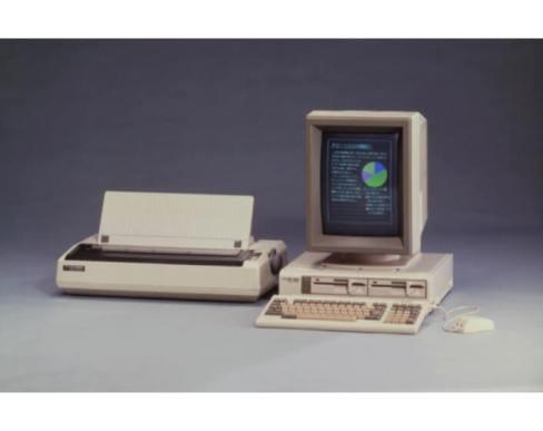 PC-100 シリーズ - 国立科学博物館