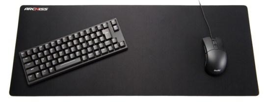 超省スペースなメカニカルキーボード
