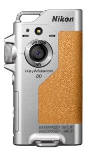 KeyMission 80 シルバー - Nikon
