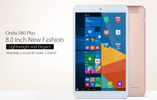Onda V80 Plus Tablet - GearBest.com