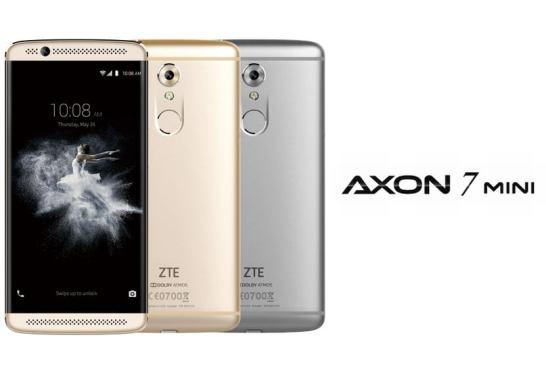 AXON 7 mini - ZTE ジャパン
