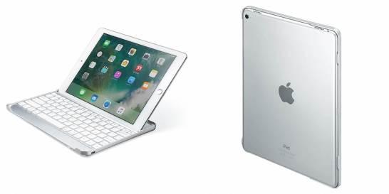 iPadキーボードカバー(Bluetooth・iPad Pro 9.7/Air 2・スタンド・充電)