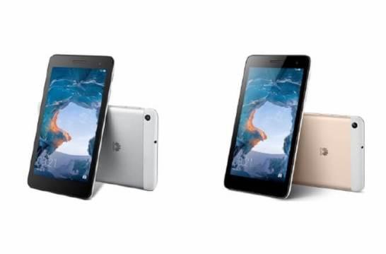 HUAWEI MediaPad T1 7.0 LTE - ソフトウエアアップデート開始