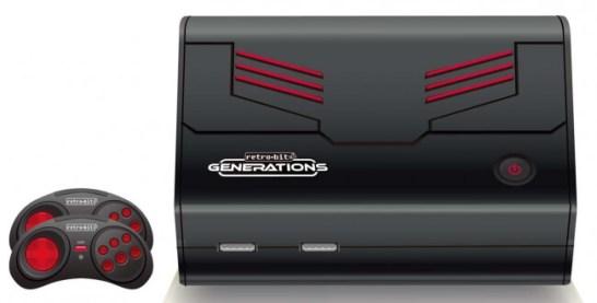 レトロビット「GENERATIONS」(ジェネレーション)