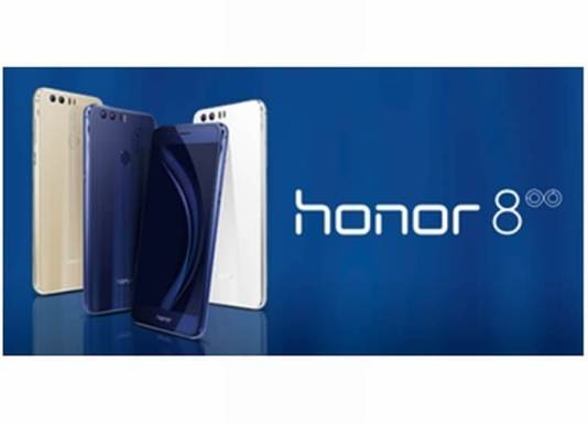HUAWEI honor 8 ソフトウエアアッデート(ANdroid 7.0) 提供開始
