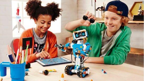 LEGO BOOST - CES で発表