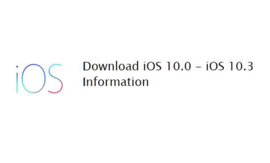 iOS 10.3 - Apple
