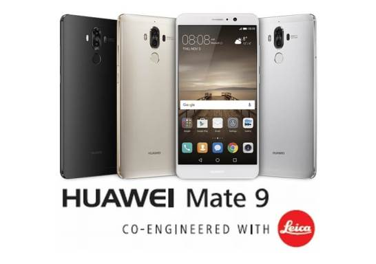 「HUAWEI Mate 9」ソフトウェアアップデート開始