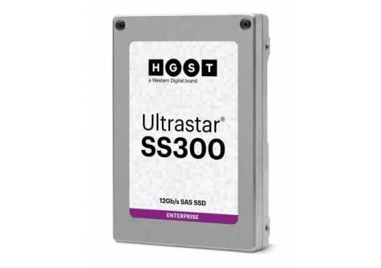 ウエスタンデジタル、高い評価のHGST Ultrastar SAS SSDファミリーの最新世代を発表