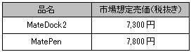HUAWEI MateBook X - アクセサリー(価格)