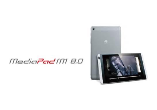 『HUAWEI MediaPad M1 8.0』(LTEモデル) ソフトウェアアップデート開始のお知らせ