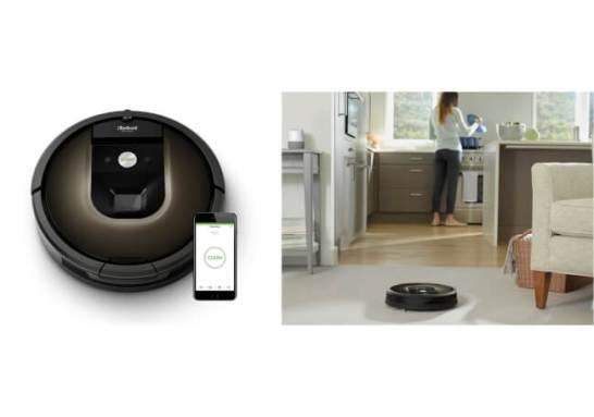 ルンバWi-Fi対応機種がGoogleアシスタントに対応予定