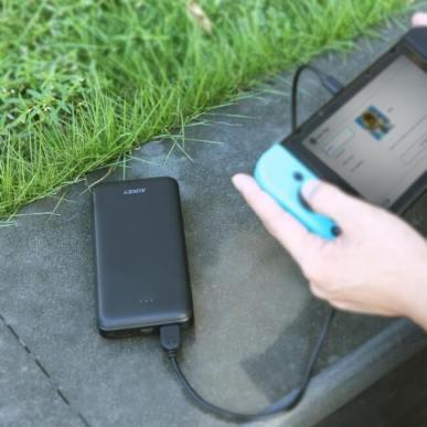 AUKEY超大容量20000mAh モバイルバッテリーPB-Y11が新発売!