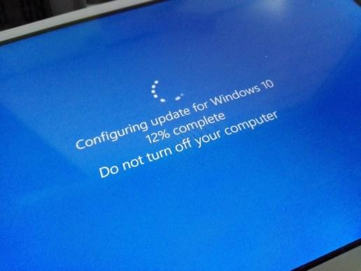 ONDA V80 Tablet - WIndows Update する