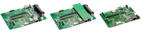 Raspberry Pi キャリアボード - ラトックシステム