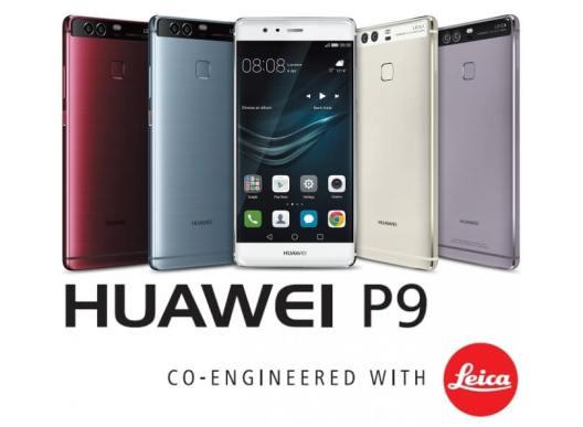 『HUAWEI P9』ソフトウェアアップデート開始のお知らせ
