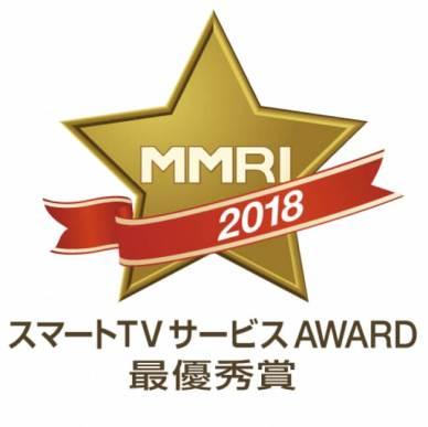 スマートTVサービスAWARD2018