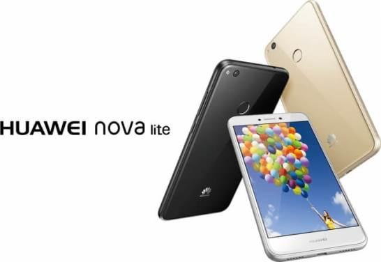 『HUAWEI nova lite』ソフトウェアアップデート開始のお知らせ