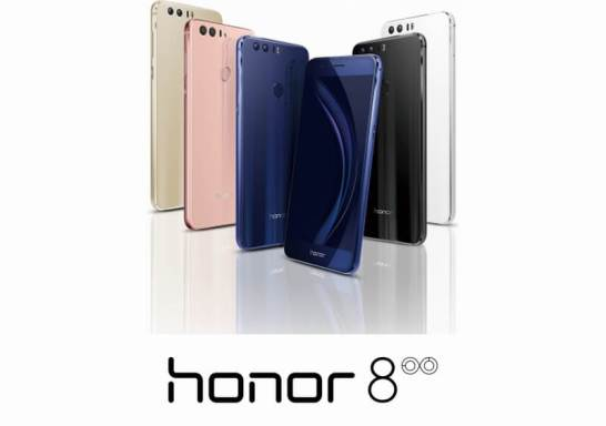 HUAWEI honor 8 ソフトウェアアップデート開始のお知らせ