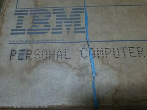 完全未開封の初代IBM PCを発掘! 初期のPC、DOS/V、ThinkPadを語り尽くすセミナーを開催