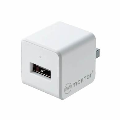 iPhoneカードリーダー(iPhone・バックアップ・microSD・充電・カードリーダー)‐ 400-ADRIP010W