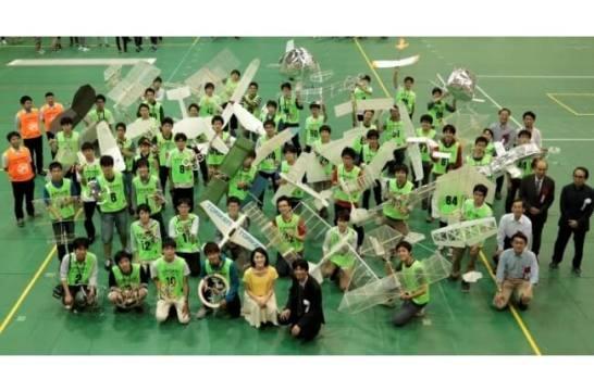 【飛行ロボコン】 第14回全日本学生室内飛行ロボットコンテスト開催