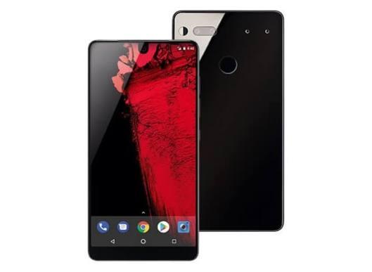 楽天モバイル、スマートフォン「Essential Phone」の取扱開始