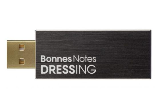 USBサウンドクオリティアップグレーダー「DRESSING」(APS-DR008)