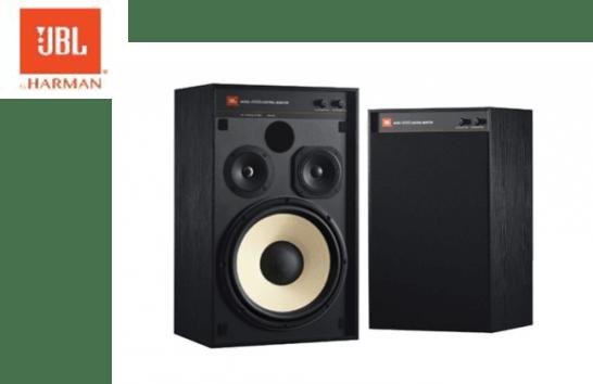 3ウェイ スタジオモニタースピーカー「JBL 4312G」新発売