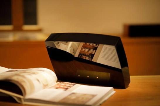 電源不要の木製スマホスピーカー&スタンド「COAT&ECHO」