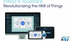 STM32マイコン用の無償開発環境に高機能GUI設計ソフトウェアを追加