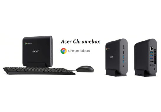 Acer Chromebox 「CXI3- F38P」
