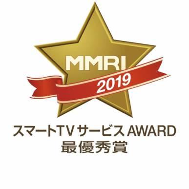 スマートTVサービスAWARD