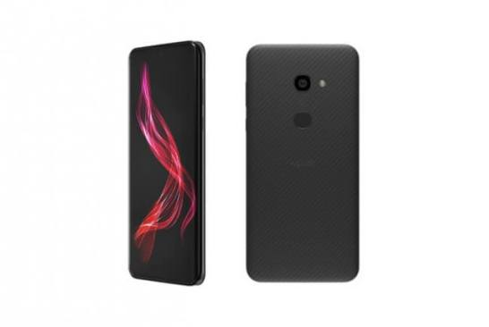 SIMフリースマートフォン「AQUOS zero」<SH-M10>