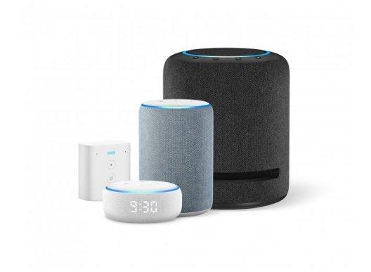 Amazon、さらに多彩なAmazon Echoシリーズの新製品を発表