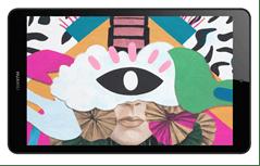 『HUAWEI MediaPad M5 lite』にメモリ増設モデルと新カラーが登場!