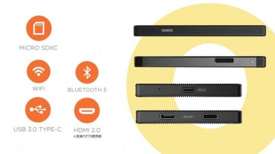 ZBOX Pシリーズ PI225-GK
