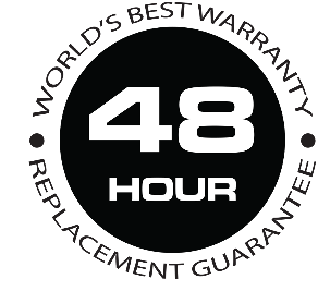 Delkin の「48 時間交換保証」ポリシー(現在、米国のみで有効)