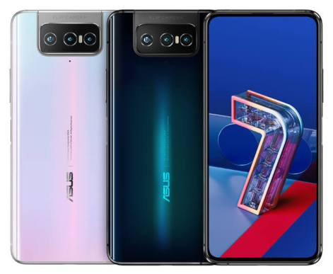SIMフリースマートフォン「ZenFone 7 Pro」および「ZenFone 7」を発表 - ASUS