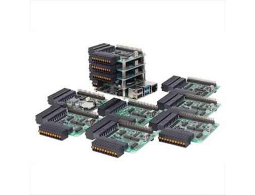 ラズベリーパイの手軽さをFAに、計測制御に。Raspberry Pi(R) 対応HATサイズボード「CPIシリーズ」新発売