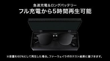 指向性スピーカー搭載!スマートグラス『HUAWEI×GENTLE MONSTER Eyewear Ⅱ』を「GREEN FUNDING」にて先行発売開始