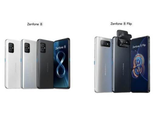 Zenfone 8 / Zenfone 8 Flip - ASUS